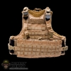 Vest: Very Hot Tan MOLLE Vest