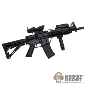 Rifle: Very Hot SOPMOD M4