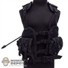 Vest: Very Hot Tactical Vest w/Pouches & Hydration Carrier