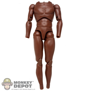 Figure: Very Hot Black Nude Base