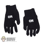 Gloves: Very Hot OR Black Gloves