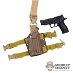 Pistol: Very Hot P226 Pistol w/Drop Leg Holster