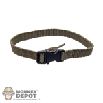 Belt: Very Hot Green Duty Belt