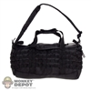 Bag: Very Hot Black Tactical Duffle Bag