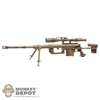 Rifle: Very Hot Sniper Desert Camo 50 Cal