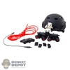 Helmet: Very Hot FAST Carbon Helmet w/GPNVG18, Battery Pack & Cord
