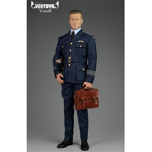 Uniform Set: VorToys WWII Allies Flying Officer (VOR-1008)