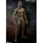 Boxed Figure: World Box 1/6 Body 2.0 Male Body w/ Head (WB-AT002)