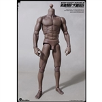Boxed Figure: World Box A/A Articulated Male Body (WB-VT005)