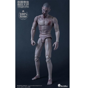 World Box Zombie Durable Body (WB-AT019)
