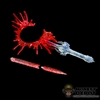 Sword: World Box Bloody Ice Sword w/Wrap Around Blood Ring