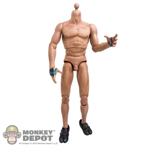 Figure: World Box Muscle Nude (No Head)