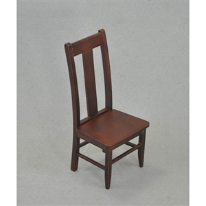 Tool: Woodenface Dining Chair (Dark Brown)