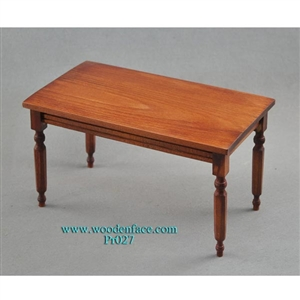 Tool: Woodenface African Hardwood Table