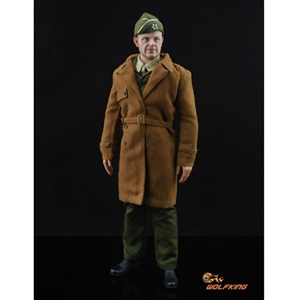 Boxed Figure: Wolf King General Eisenhower (WK-001)