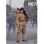 Boxed Figure: War Story Japanese Army - Taisho Gunner Songhu (WS001)