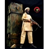 Boxed Figure: ZomBee Toys 1/6 Ozombie Walking Dead Terrorist Infected (ZTC-MZ04)