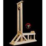 Display: ZomBee Toys 1/6 Guillotine - Heads Will Roll