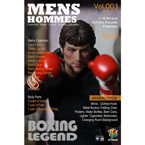 Boxed Figure: ZC World Fashion Hommes Boxing Legend (VOL003)