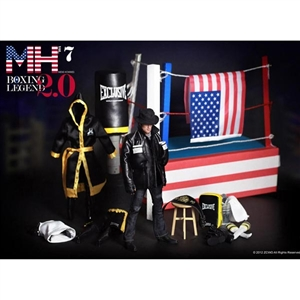 Boxed Figure: ZC World Fashion Hommes Boxing Legends 2.0 (VOL007)