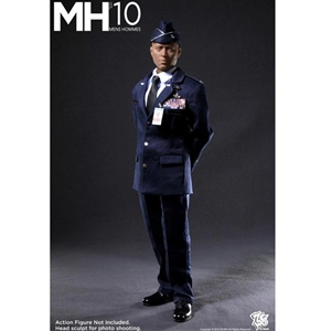 Suit: ZC World Mens Blue Suit (Vol010)