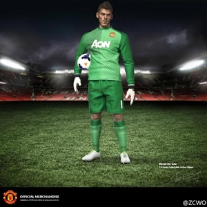 ZC Exclusive Manchester United - David De Gea