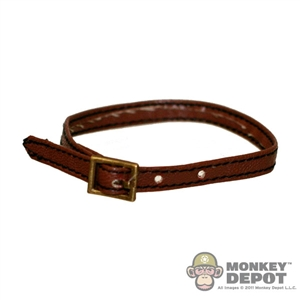 Belt: ZC World Brown Leatherlike Belt