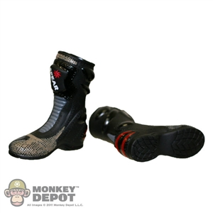 Boots: ZC World Motorcycle Boots (Female)
