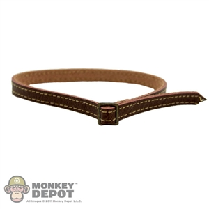 Belt: ZC World Brown Belt