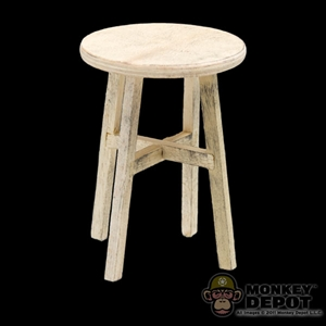 Chair: ZC World Wooden Stool