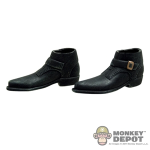 Boots: ZC World Black Boots