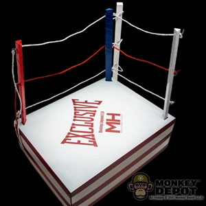 Diarama: ZC World Boxing Ring