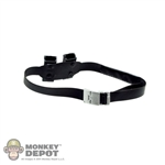 Belt: ZC World Black Belt w/Ammo Pouches