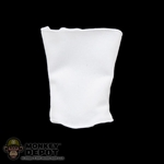 Shirt: ZC World White Halter Top