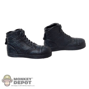 Boots: ZC World Black Construction