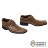 Shoes: ZC World Brown Dress Shoes