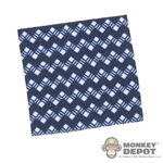Tool: ZC World Dark Blue Pattern Handkerchief