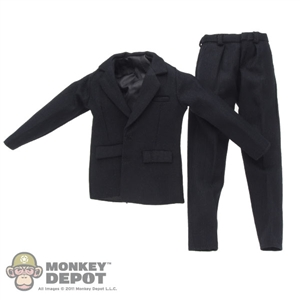 Suit: ZC World Black Suit
