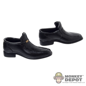 Shoes: ZC World Black Dress Shoes