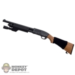 Rifle: ZC World Remington 870 Pump Action Shotgun w/Tactical Light
