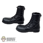 Boots: ZC World Black Combat Boots