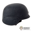 Helmet: ZC World Black PASGT helmet