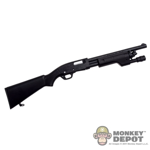 Rifle: ZC World M870 Shotgun w/Weapon Light