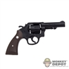 Pistol: ZC World M10 Revolver