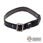 Belt: ZC World Black Leather Police Belt