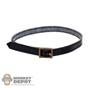 Belt: ZC World Black Leather Belt