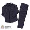 Uniform: ZC World Navy Blue Police Uniform