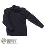 Shirt: ZC World Black Turtle Neck Shirt