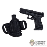 Pistol: ZC World Glock Pistol w/Belt Holster