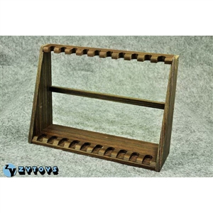 Tool: ZY Toys 1/6 Type A Weapon Rack (Long Rifle) (ZY-8017A)